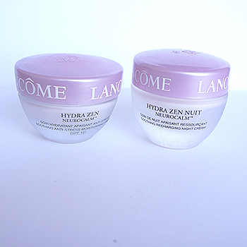 how to use lancome hydra zen youtube
