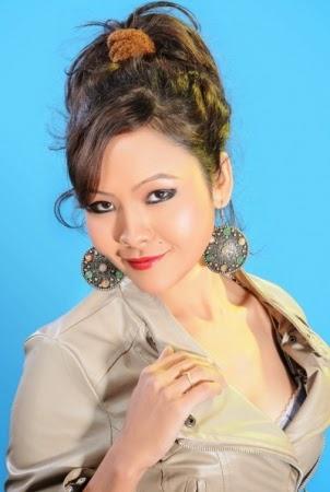 Nepali Model Saruna Khatri Bikni