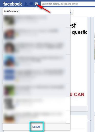 facebook game notifications