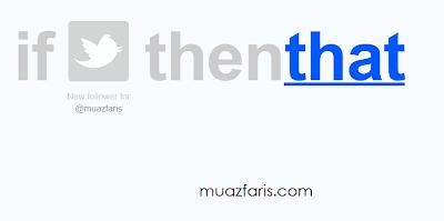 ifttt+7 [Tutorial] Jom auto tweet guna Ifttt