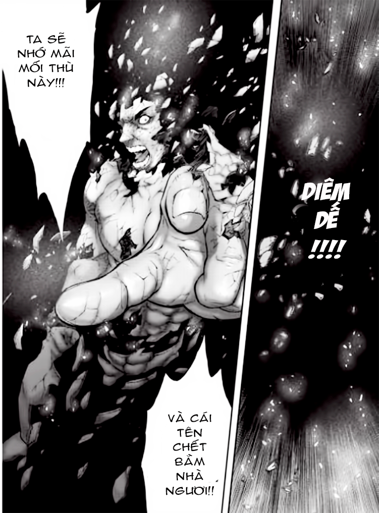 King of Hell – Diêm Đế chap 377.e – End Trang 20