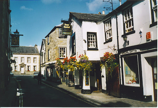 Kirkby Lonsdale - England
