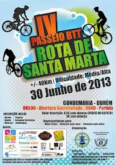 30 de Junho - Santa Marta (Gondemaria - Ourém)