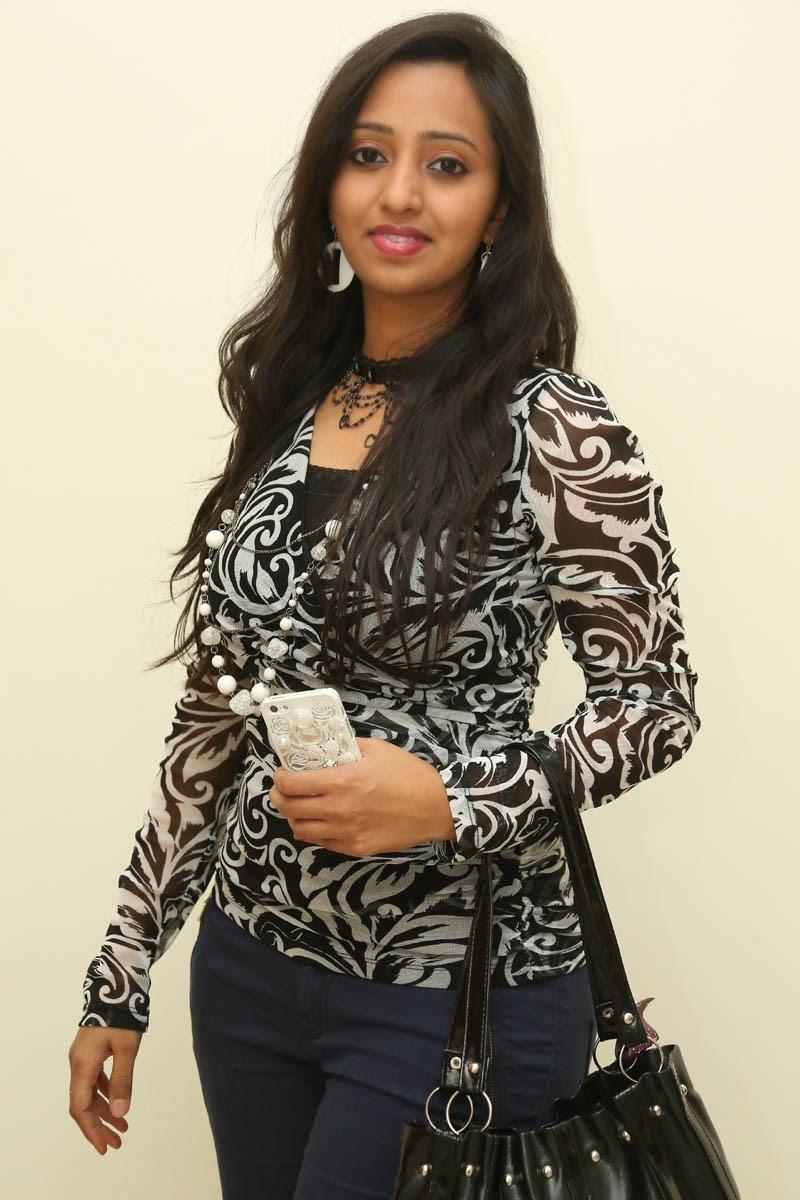 Singer Malavika Latest Glamorous Photos