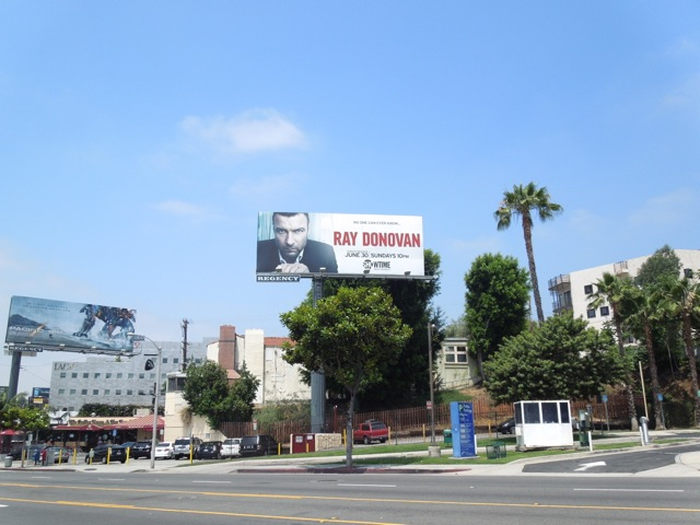Ray Donovan Showtime billboard