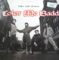 Color Me Badd - Time And Chance & How Deep (VLS) (1993)