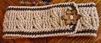 Wandering Cables Earwarmer Crochet Pattern Sunday Night Link Blast ~A Mix Of Fun Crochet Patterns http://www.niftynnifer.com/2014/12/sunday-night-link-blast-mix-of-fun.html #LinkBlast #Crochet #CrochetRoundUp