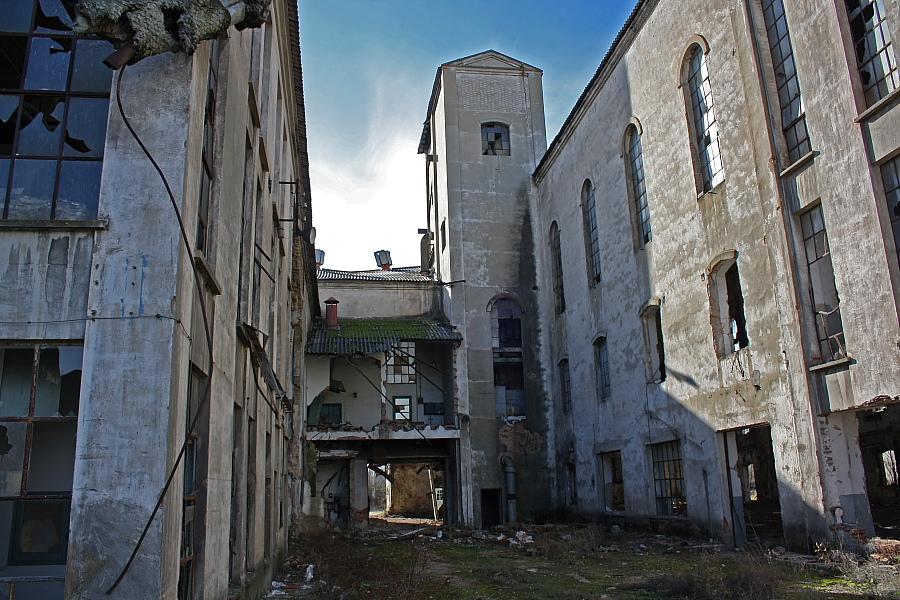 lugares abandonados Azucarera36