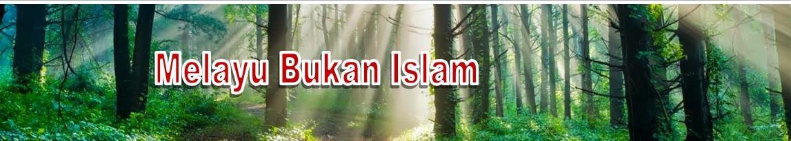 Melayu Bukan Islam | Non-Muslim Malays