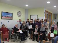 La residencia la Alameda celebró su I Semana de la Solidaridad