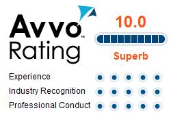 Sean Hayes: AVVO Rating