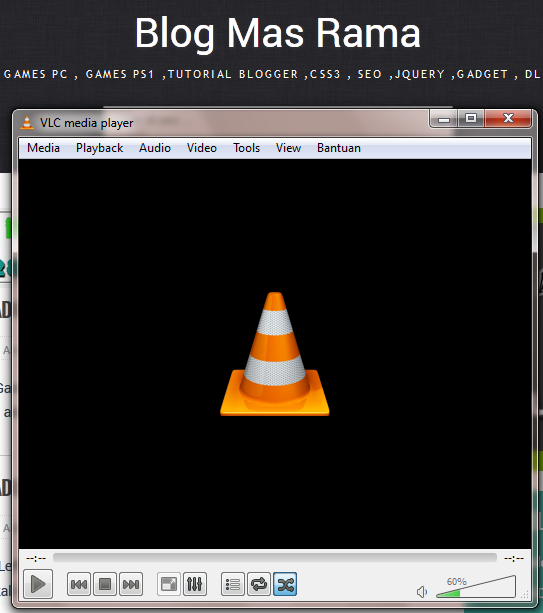 Download VLC Media Player 2.0.6 Terbaru 2014