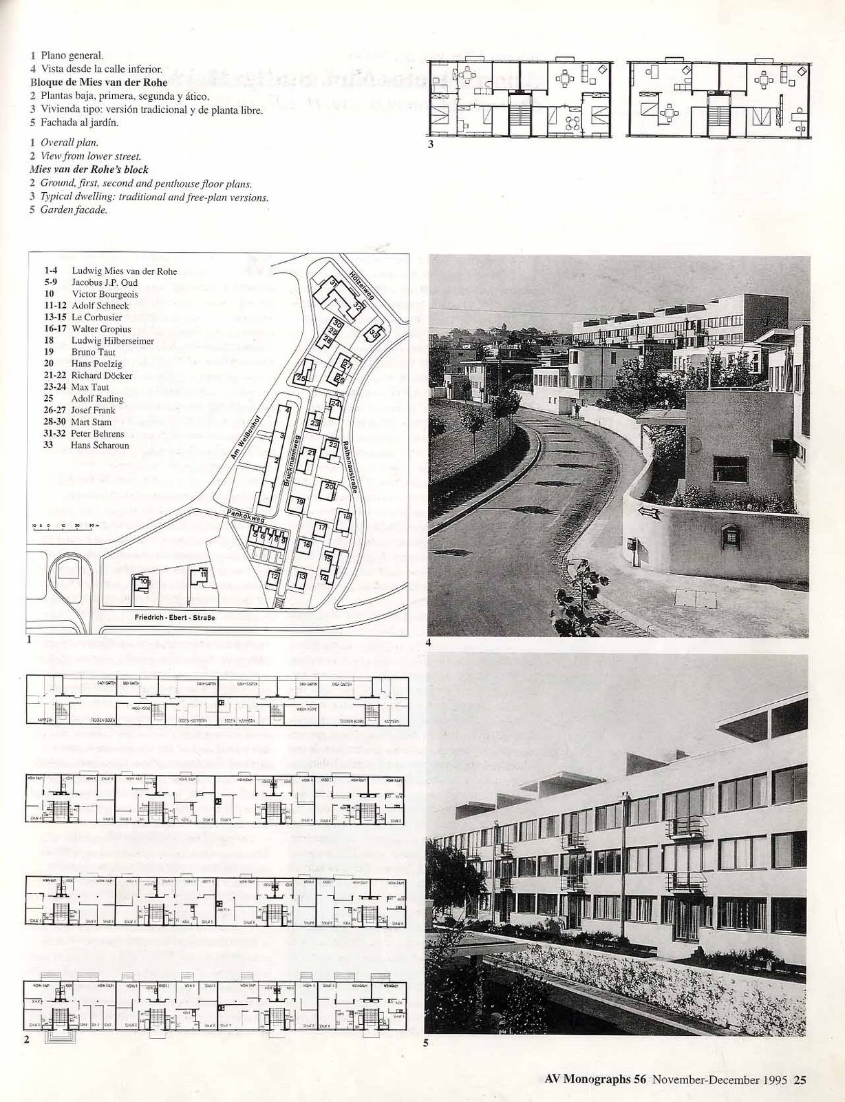 an lisis proyectual ii weissenhofsiedlung mies van der. Black Bedroom Furniture Sets. Home Design Ideas