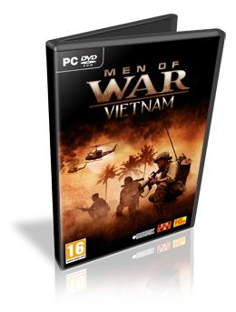 Download Men of War: Vietnam PC Completo + Crack  2011