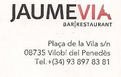 Restaurant Cal Jaume Via