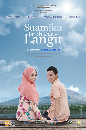 Tonton Suamiku Jatuh Dari Langit (2015), Tonton Full Movie, Tonton Filem Melayu, Tonton Movie Melalyu, Tonton Filem Online, Tonton Movie Online, Tonton Filem Terbaru