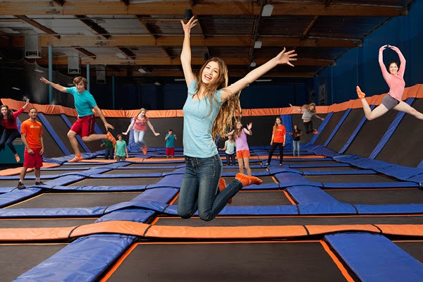 The kerrie show have your next birthday party at sky zone - Can you get sky box office on sky go ...