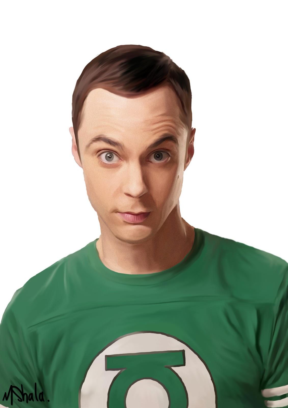 Sheldon+Cooper....