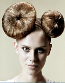 Crazy Hairstyles Threadsstylefashion Blog - Oh My Babby