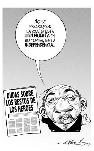 Héroes periódico
