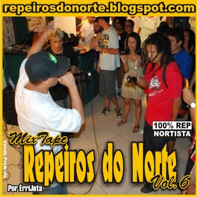 Repeiros do Norte - Vol. 6