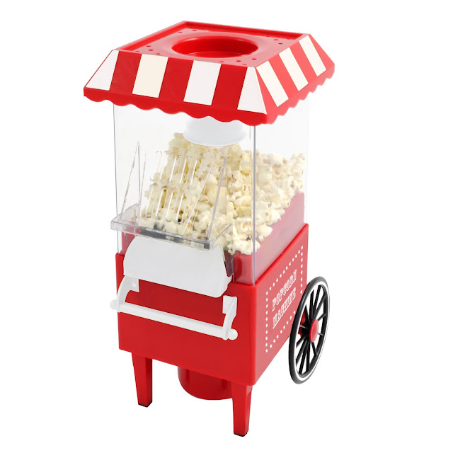 Macchina per i popcorn