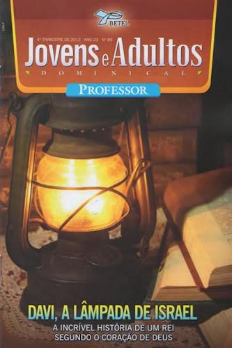 Lição 11 - Davi, a lâmpada de Israel
