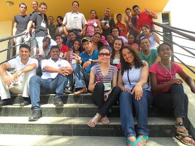 COMISE de Guanhães/MG se une à JM em encontro missionário