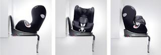 cadira cotxe per bebés Cybex
