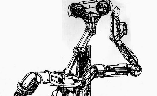 Image result for short circuit robot image