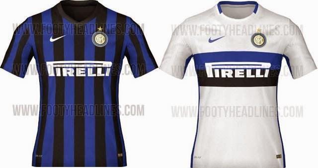 Jersey Inter 2015-2016
