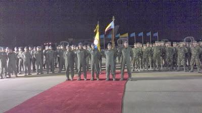 Fuerza Aerea Colombiana Cruzex