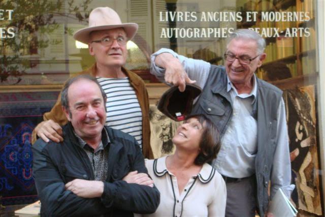"""PHOTOS de la Signature du Tome II du livre de Jacques Matarasso """"Rencontres inopinées"""""""