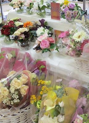 特価の花束をご用意!
