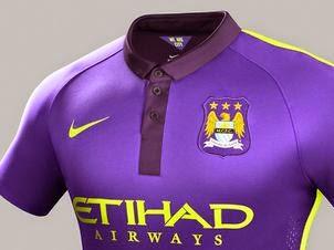 Modelos serão utilizados ao longo desta temporada por clubes como  Manchester City 1e88a843390