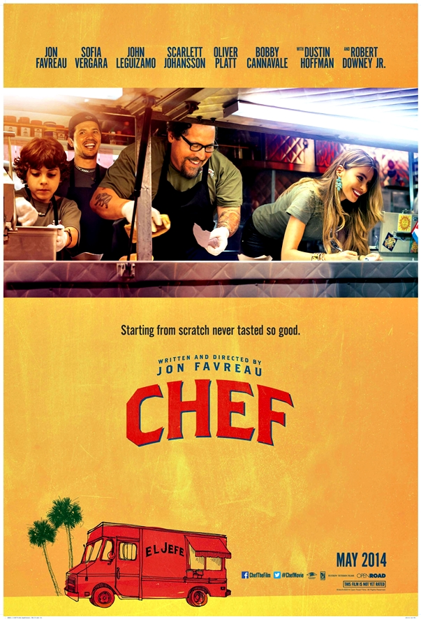 Cartel de Chef