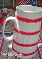 Ribbon Pitcher