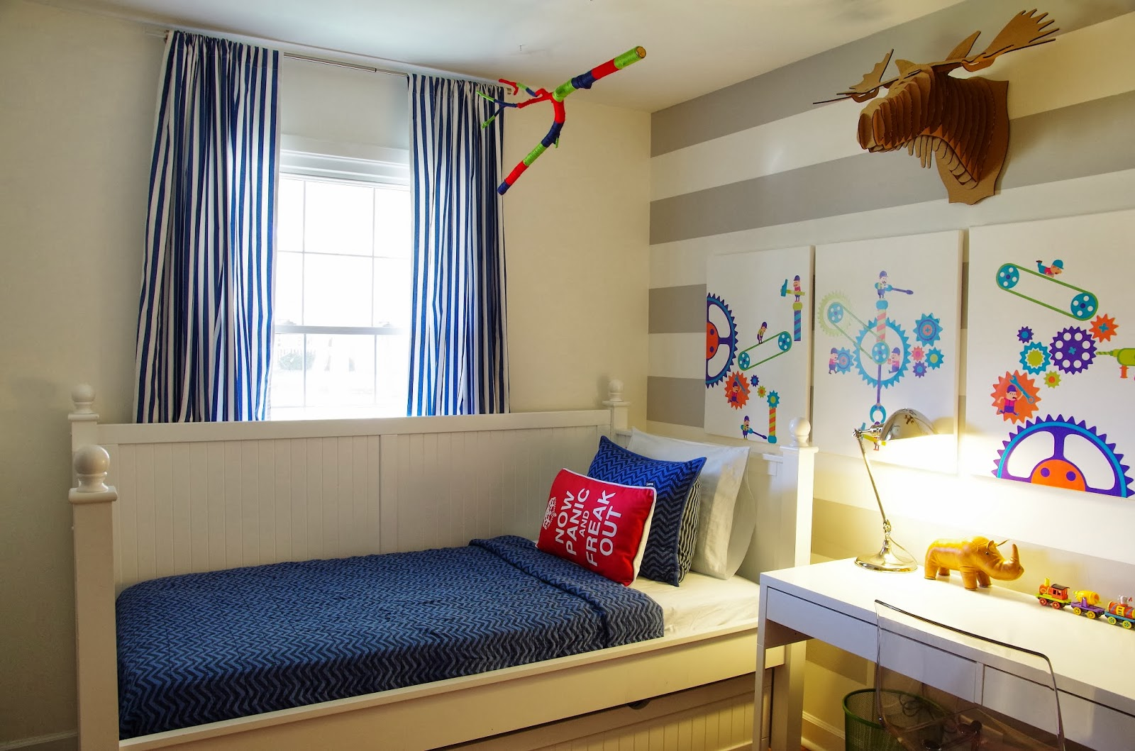 Mix And Chic My Son 39 S Bedroom Revealed