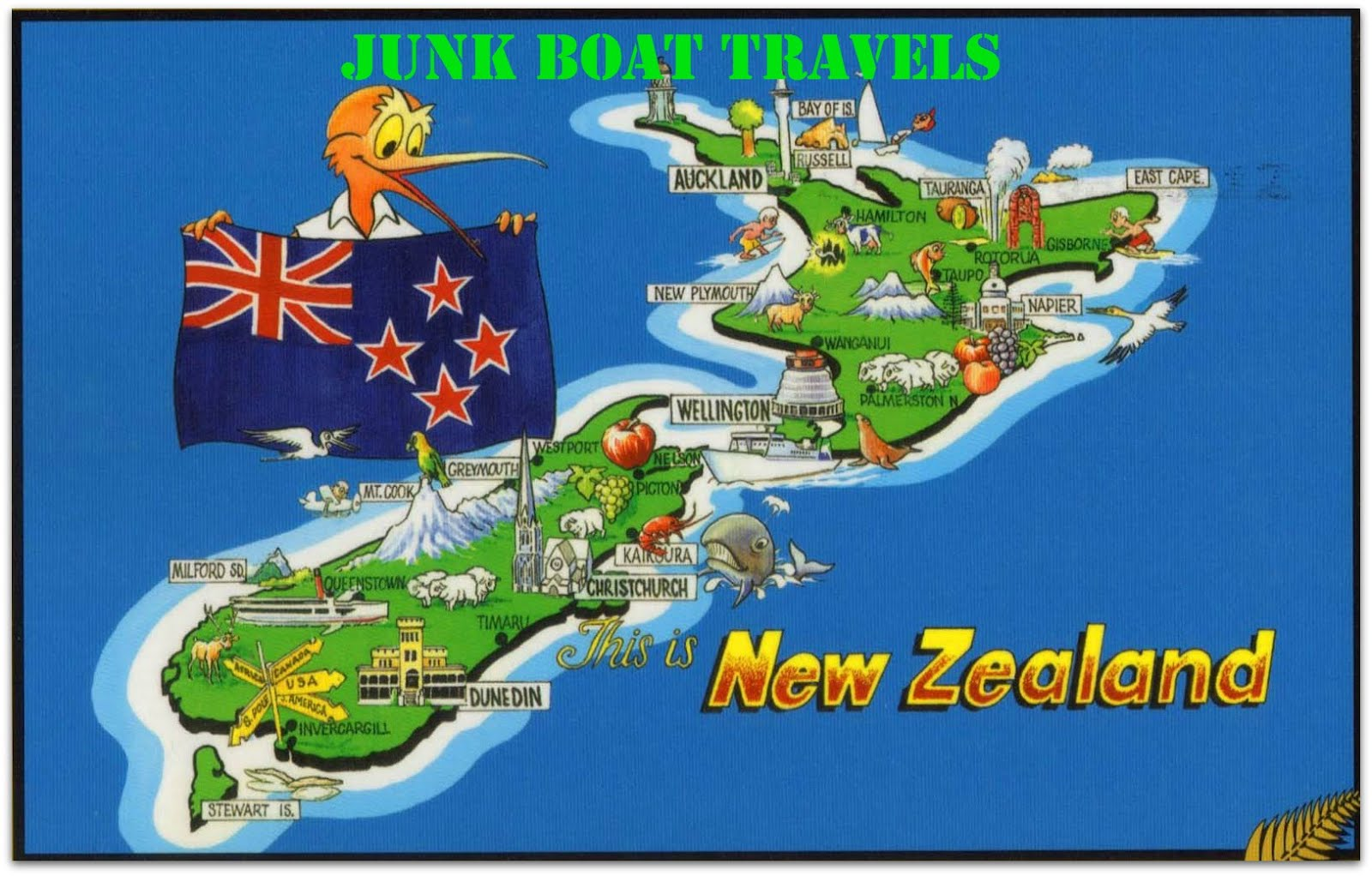 New Zealand Mar 16 - Mar 26 2015
