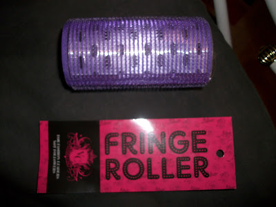 Sleep In Rollers Velcro Fringe Roller Review
