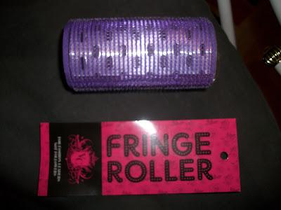 Sleep In Rollers Velcro Fringe Roller Review