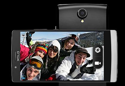 XOLO LT2000 Camera