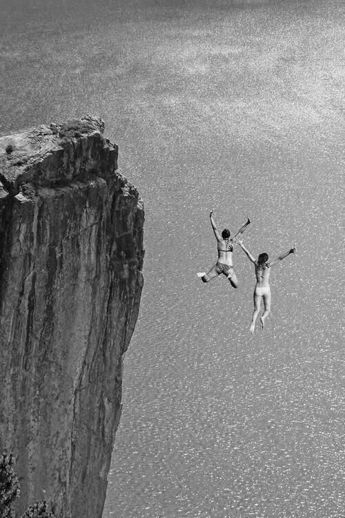 ¡Atrévete a saltar!