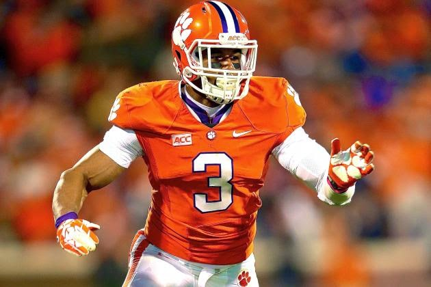 Clemson may don chrome-finish helmets in 2015.