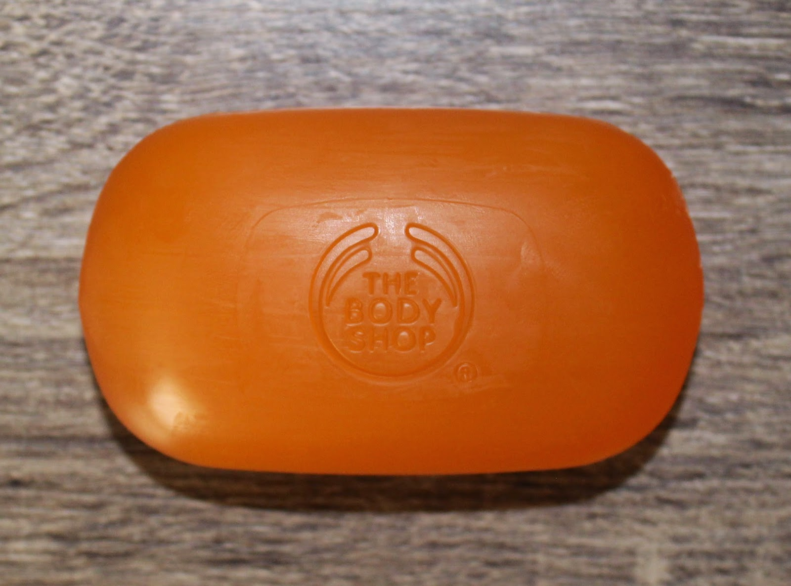 The Body Shop Satsuma Soap