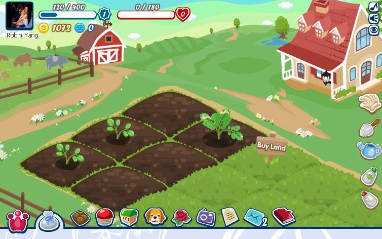 Çiftçi Kız 2 Oyunu