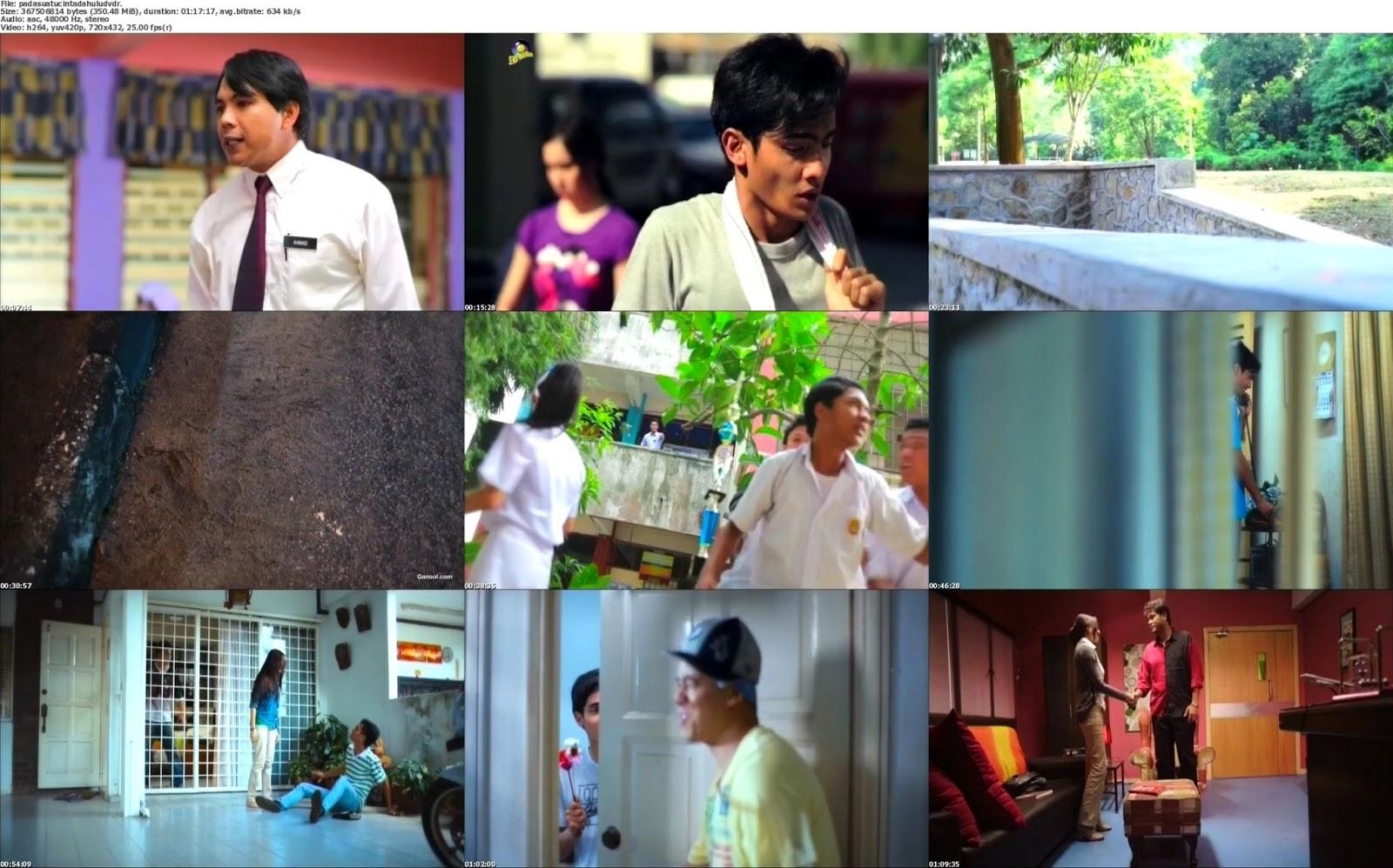 Pada+Suatu+Cinta+Dahulu+(2013)+DVDRip+350MB+Hnmovies
