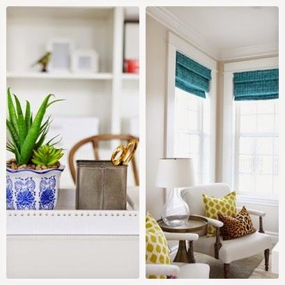 Una practica sala de estar y oficina decorar tu casa es for Sala de estar oficina