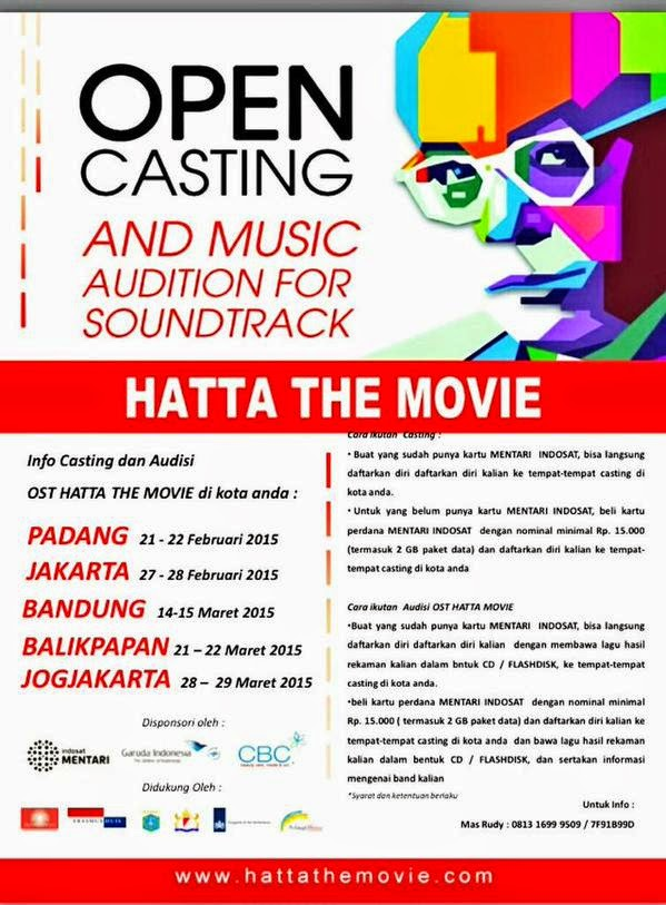 Casting Hatta The Movie