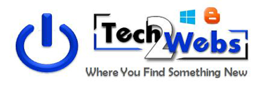 Tech2Webs  |  Where You Find Something New